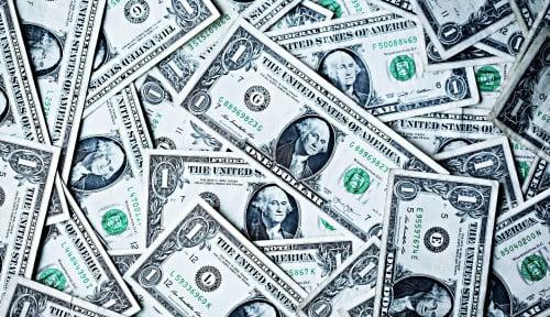 Foto Dolar AS Dirajam Mata Uang Dunia, The Fed Jadi Biang Kerok!