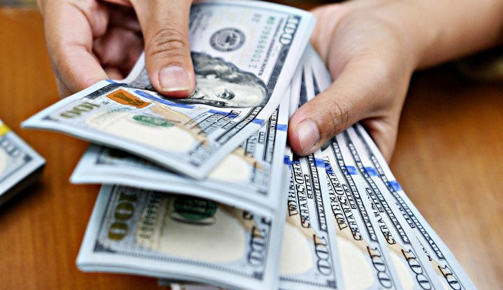 tepok jidat! utang luar negeri indonesia sentuh rp5.546 triliun