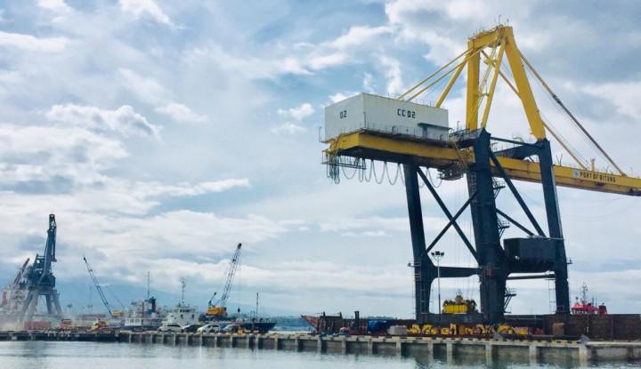 Mantap, Pelabuhan Terbesar di Timur Indonesia Siap Beroperasi Pekan Depan