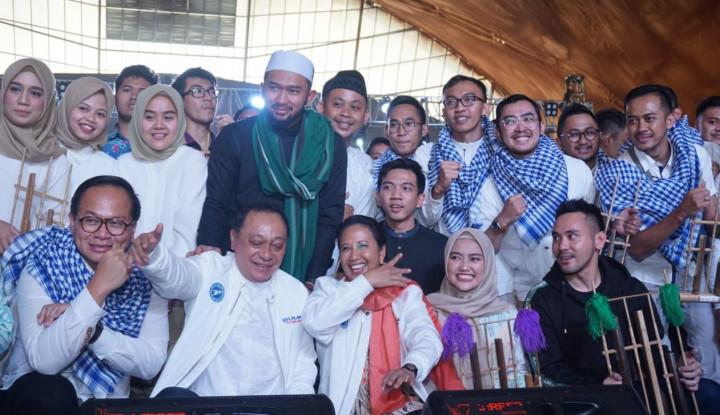 Foto Berita Dorong Kreativitas Milenial Zaman Now, BTN Dukung Program BUMN dalam Islamic Nexgen Fest 2019