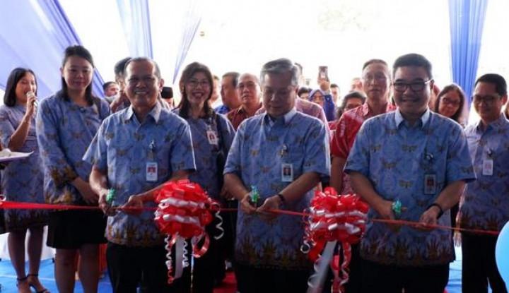 BCA Resmikan Gedung Baru KCU Bukittinggi - Warta Ekonomi