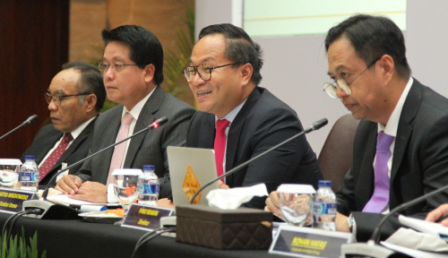 Foto Bank Mandiri Salurkan Kredit Rp820,1 Triliun Sepanjang 2018