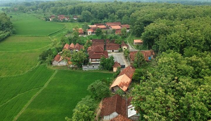 Foto Berita Caleg Gerindra Tekankan Efektivitas Penggunaan Dana Desa