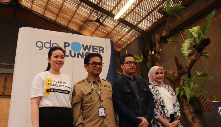 Kontrak Hukum Tawarkan Bantuan Hukum Khusus Startup dan UKM Lewat Platform Digital - Warta Ekonomi