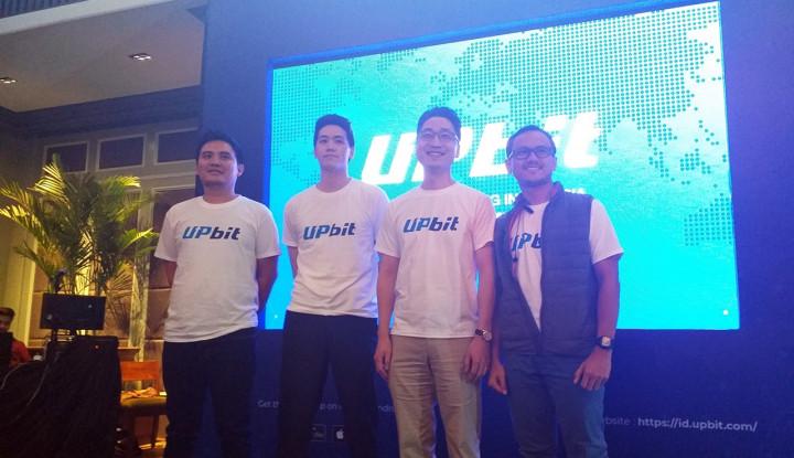 Foto Berita Kripto Jadi Komoditas, Pemain Aset Kripto Upbit, GoPax, dan Liqnet Datang ke Indonesia