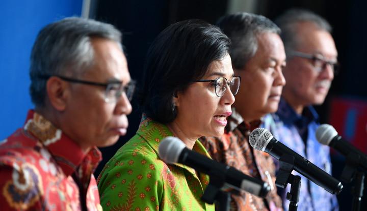 Foto Berita KSSK: Stabilitas Sistem Keuangan Terjaga di Triwulan IV 2018