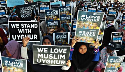 Foto Geger! Perusahaan Ini Bilang Komunitas Muslim Uighur Jadi Sarasaran Serangan....