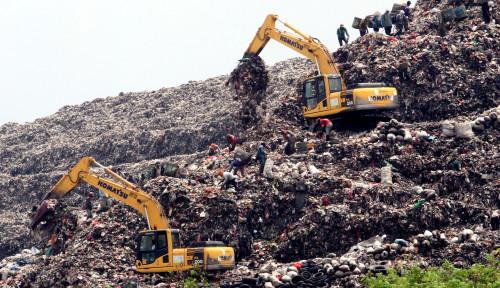 Foto WFH Bikin Sampah Jakarta Berkurang hingga 620 Ton