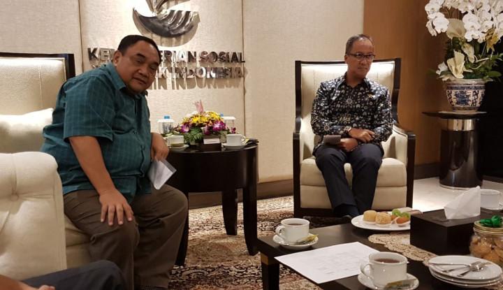 Menteri Sosial Sambut Baik Kegiatan Hari Pers Nasional - Warta Ekonomi