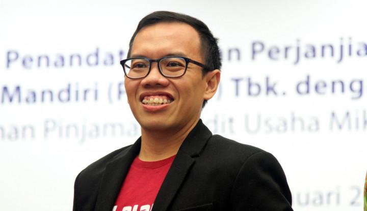 Dear Mas Fajrin, Tolong Bawa E-Commerce Blanja.com Setara dengan Alibaba Ya, Begitu Kata . . . .