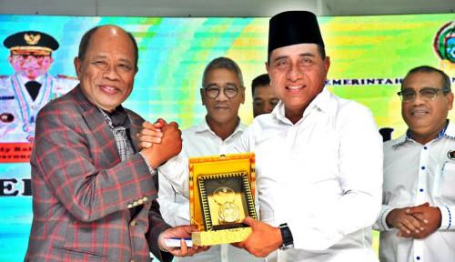 Foto Kata Edy: Kontraktor Malaysia Bebas Berkreasi di Sumut