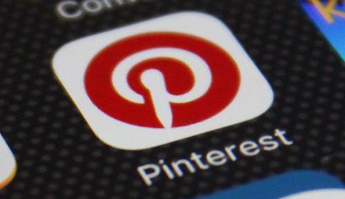 Foto Sah! Pinterest Resmi Melantai di Bursa Saham New York