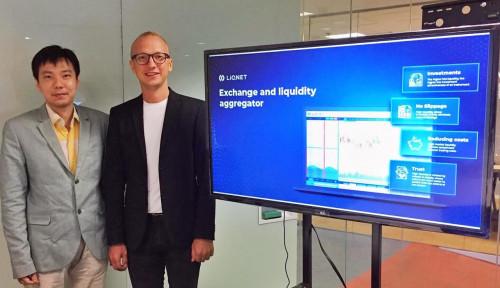 Foto Potensi Mata Uang Virtual Indonesia dan Meluncurnya Teknologi LEN oleh Liqnet