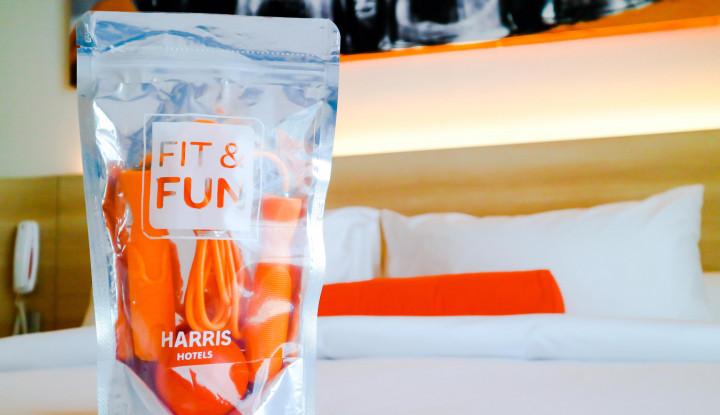 Foto Berita Dukung Gaya Hidup Sehat, Harris Hotel Luncurkan Paket Fit & Fun