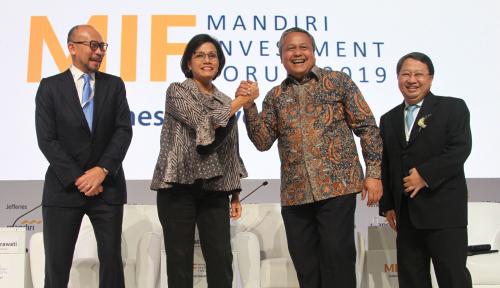 Foto Dorong Investasi di Indonesia, Ini yang Akan Dilakukan BI dengan OJK