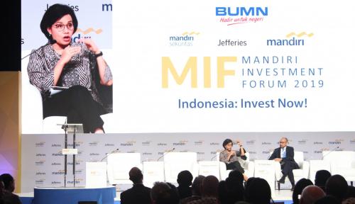 Foto Sri Mulyani Tenangkan Eksportir Bisa Hemat Rp300 Miliar Lebih