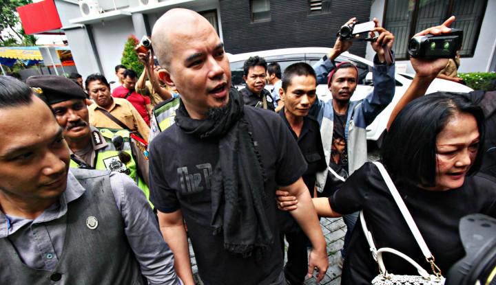Foto Berita Soal Pemindahan Ahmad Dhani, Karutan Cipinang Sebut Tunggu Keputusan Kejaksaan