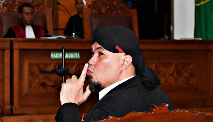 Dipindah ke LP Cipinang, Ahmad Dhani Satu Sel dengan Tukang Selingkuh dan Maling Kelas Cere - Warta Ekonomi