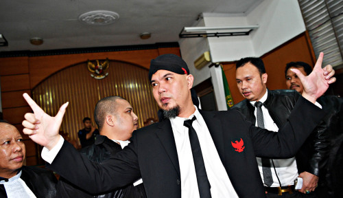 Dua Kawan Dekat Ahmad Dhani Menghadap Jokowi, Lho?
