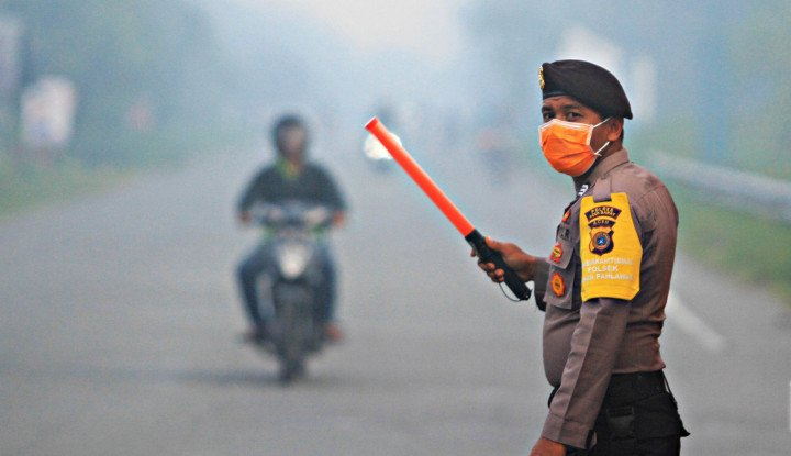 Polisi Semakin Dilindungi, Pakai Alat Ini untuk Proteksi Diri - Warta Ekonomi