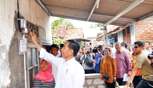 Foto Jokowi Juga Minta NU Tangkal Hoaks dan Fitnah