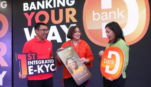 Foto Danamon Rilis D-Bank Registration, Buka Rekening Lewat Video Call