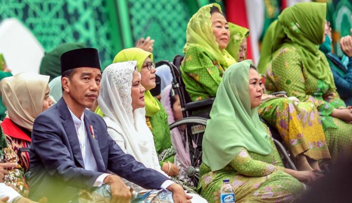 Di Era Jokowi, Kedudukan Perempuan Setara dengan Pria - Warta Ekonomi