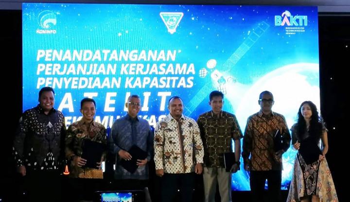 Foto Berita Konektivitas di Daerah 3T untuk Pemerataan Ekonomi Indonesia