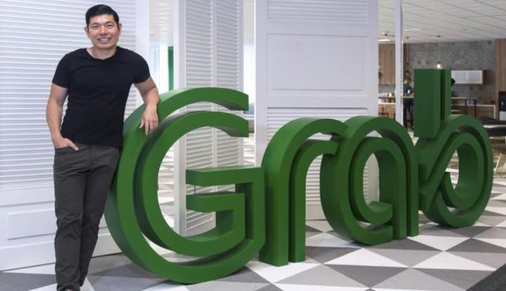 Grab Gelontorkan 60% Kucuran Dana dari SoftBank ke Indonesia, Untuk Apa? - Warta Ekonomi
