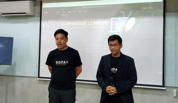 Foto Berita Lebarkan Sayap Bisnis, Gopax Jelajahi Pasar Indonesia