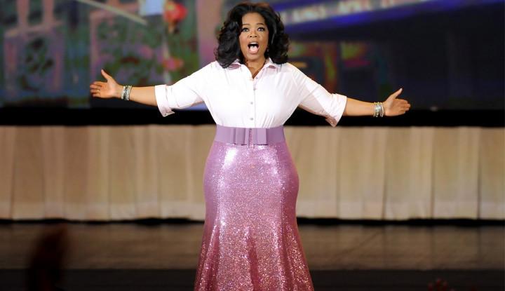Foto Berita Korban Pemerkosaan, Oprah Winfrey Bangkit dan Berhasil Jadi Miliarder