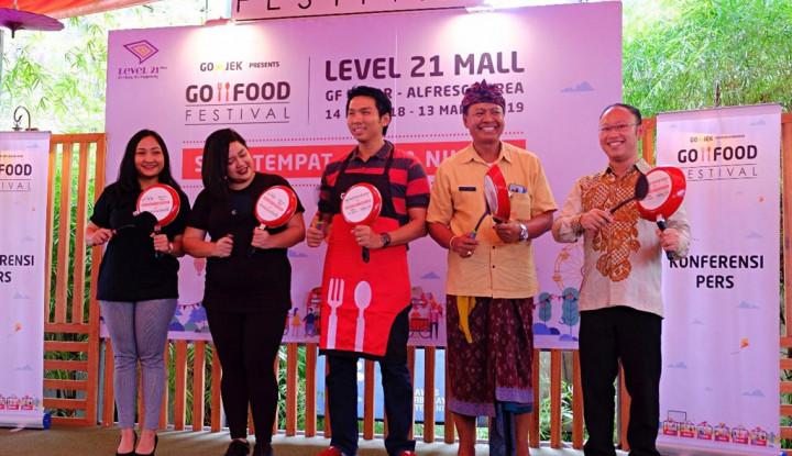 Go-Food Festival Sambangi Bali Manjakan Pecinta Kuliner - Warta Ekonomi