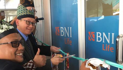 Foto BNI Life Hadir di Banyuwangi Melalui Kantor Pemasaran Mandiri