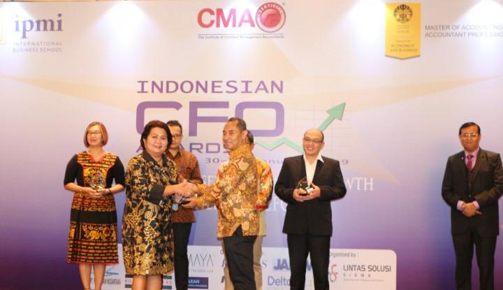 ICMA Berikan Penghargaan CFO Berprestasi - Warta Ekonomi