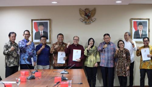 Foto Kementerian BUMN Rombak Jajaran Direksi PT Taspen