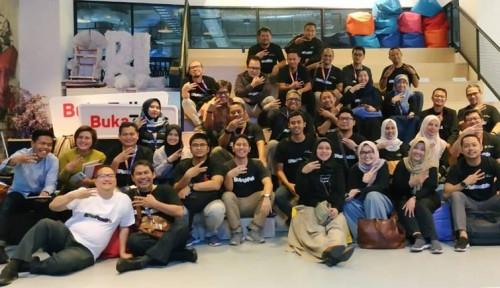Foto Kunjungi Kantor Startup, Bank Muamalat Akan Adopsi Banyak Hal