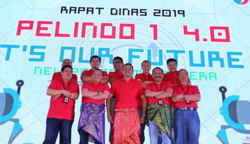 Foto Hadapi Industri 4.0, Pelindo I Siap Berevolusi