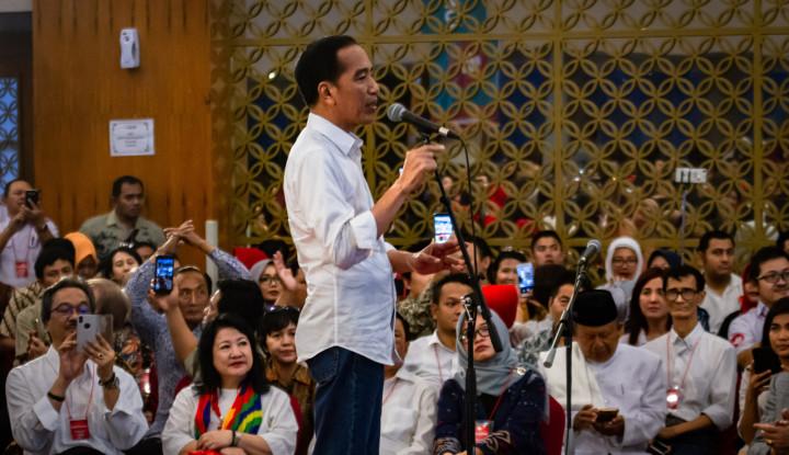 Jokowi Kembali Ingatkan Masyarakat: Hati-Hati Hoaks - Warta Ekonomi