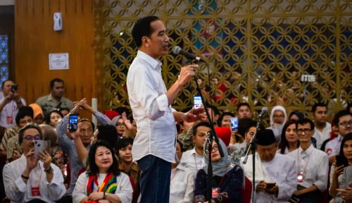 Foto Investasi Masuk ke Indonesia 'Loyo', Jokowi: Ini Salahnya di mana?