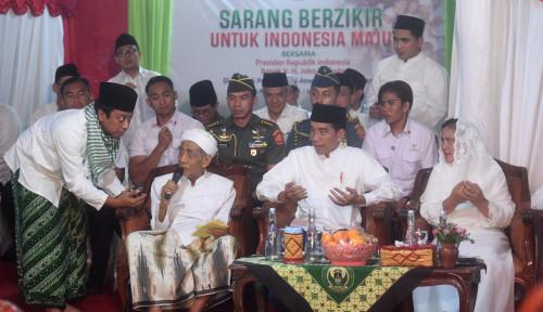 Foto OTT Bos PPP Bakal Gerogoti Suara Jokowi?