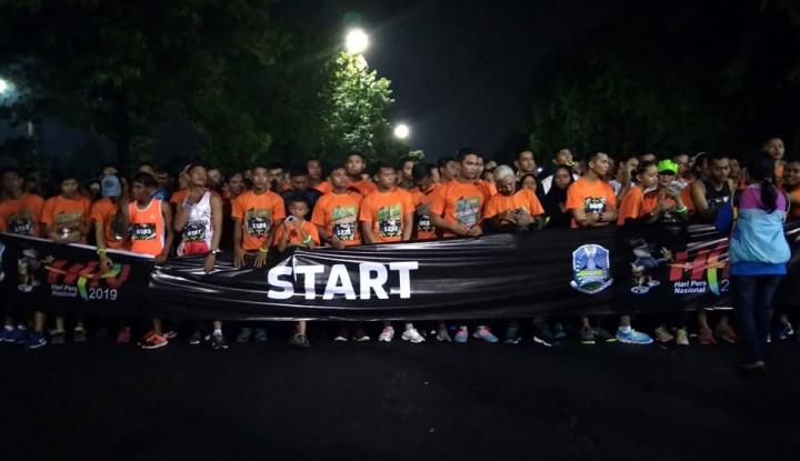 Foto Berita HPN 2019, Manjakan Pecinta Lari Kota Surabaya