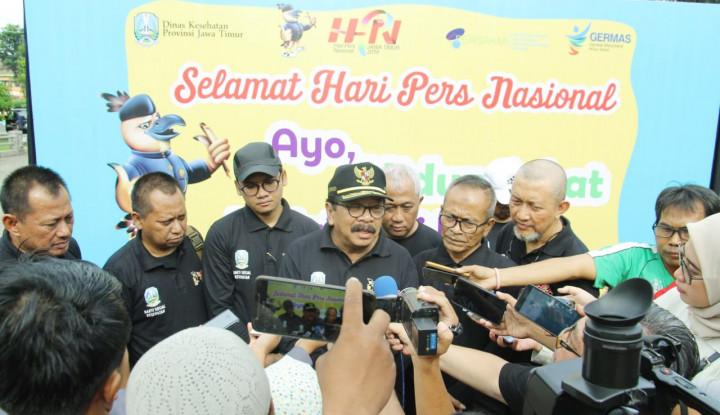 Foto Berita Baksos,  HPN Sumbang 300 Jamban Untuk Warga Sumber Rejo