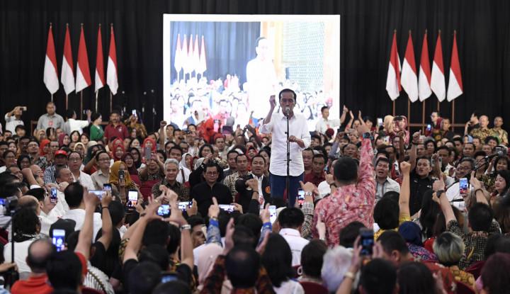 Gaya Kepemimpinan Jokowi Sensitif Sama... - Warta Ekonomi