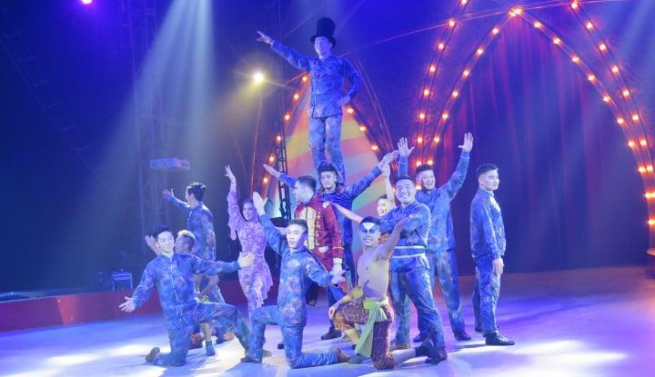 Foto Berita Paramount Land Hadirkan 'The Great 50 Show'