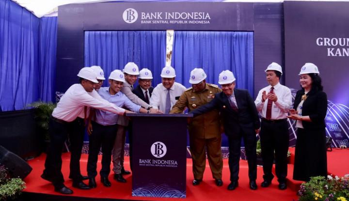 Perry Warjiyo Dorong Sinergi Bangun Infrastruktur Sultra - Warta Ekonomi