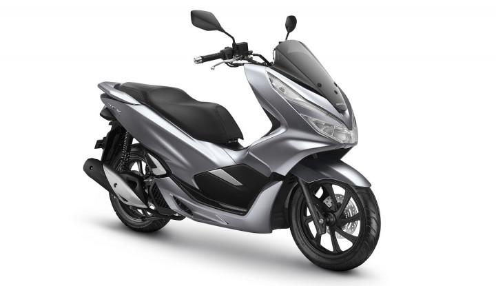 Foto Berita AHM Hadirkan Warna Baru Honda PCX