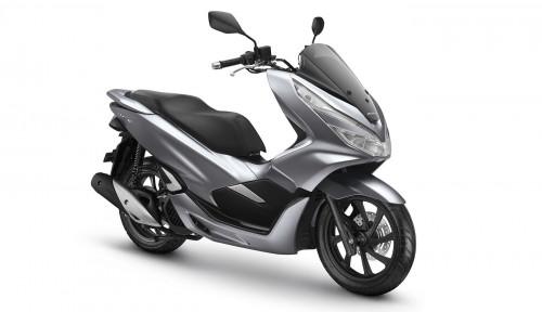 Foto AHM Hadirkan Warna Baru Honda PCX