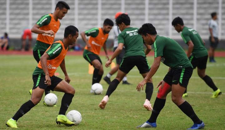 Laga Perdana Timnas U-22 Kontra Myanmar di Piala AFF Berakhir Imbang 1-1 - Warta Ekonomi