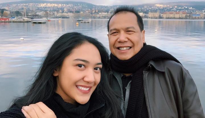 'Gerah' Disebut Anak Orang Kaya, Putri Tanjung: Bapak Gue Itu dari Keluarga Miskin! - Warta Ekonomi