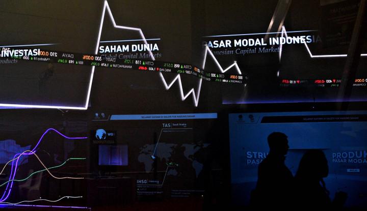 OJK Siapkan Aturan Baru, Korporasi Buru-buru Terbitkan MTN - Warta Ekonomi